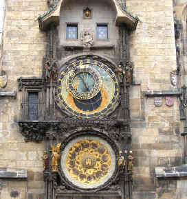 Prague - Astronomical clock